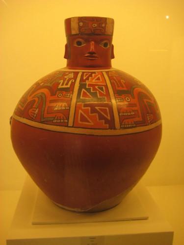 museo de la naciòn Lima, traffico illecito beni culturali mobili perù