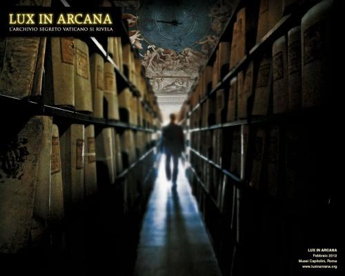 lux in arcana, archivio segreto vaticano
