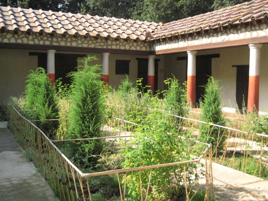 Gli horti pompeiani al giardino di boboli generazione di for Giardini di casa
