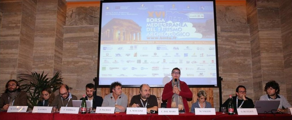 """la """"squadra fortissimi"""" degli archeoblogger alla BMTA 2013"""