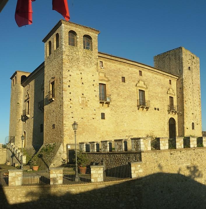 Il castello nomanno di Crecchio